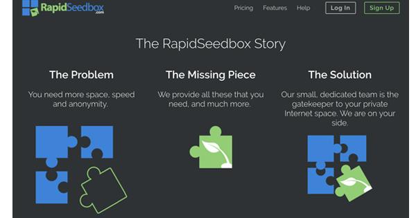 RapidSeedbox fiable et sérieux