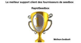 Support client fournisseur seedbox